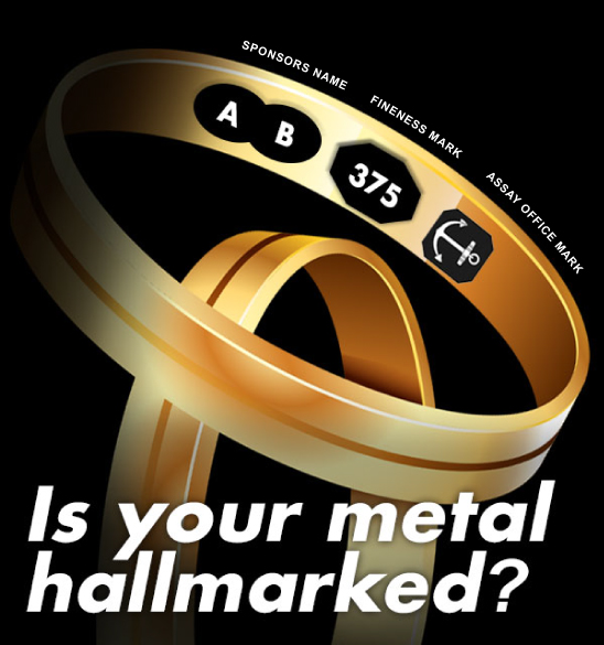 is your metal hallmarked